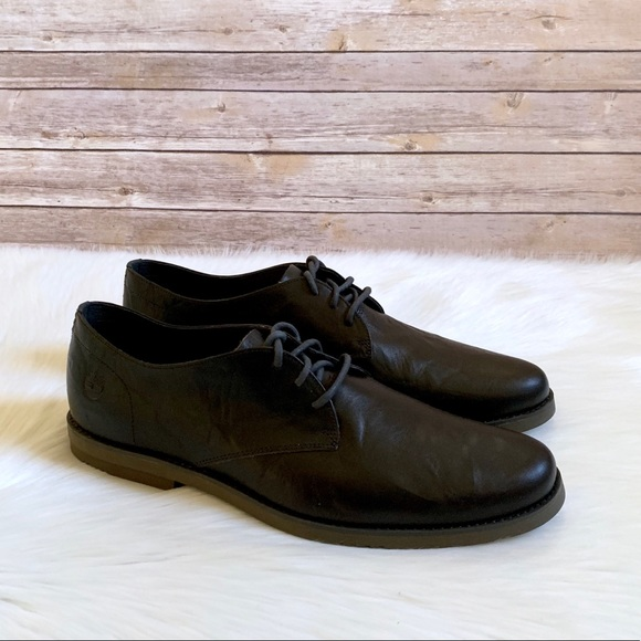 timberland derby yorkdale oxford